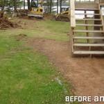 Stairway Landing Area