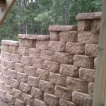 Wall with Decreasing Elevation